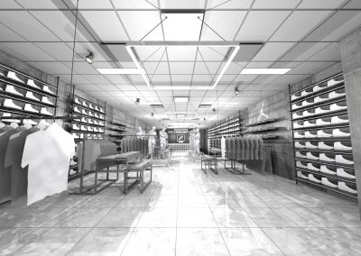 Sneaker Corner 2-Grand Entrance 2