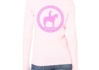 Horse Shirt Design 15 Back web