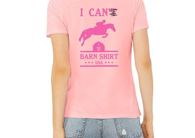 Horse Shirt Design 17 Back web